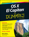 OS X El Capitan For Dummies  (1119149614) cover image