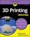 3D Printing For Dummies, 2nd Edition (1119386314) cover image