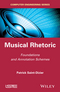 Musical Rhetoric: Foundations and Annotation Schemes (1848215614) cover image