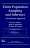 Finite Population Sampling and Inference: A Prediction Approach (0471293415) cover image