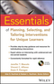 Essentials of Planning, Selecting, and Tailoring Interventions for Unique Learners (1118368215) cover image