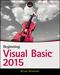 Beginning Visual Basic 2015 (1119092116) cover image
