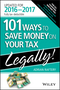 101 Ways To Save Money On Your Tax - Legally 2016-2017 (0730330117) cover image