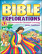 Hands-On Bible Explorations: 52 Fun Activities for Christian Learning (0471472018) cover image