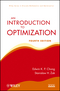 An Introduction to Optimization, 4th Edition (1118279018) cover image