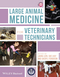 Large Animal Medicine for Veterinary Technicians (1118346718) cover image