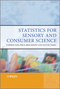 Statistics for Sensory and Consumer Science (0470518219) cover image