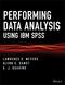 Performing Data Analysis Using IBM SPSS (1118357019) cover image