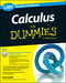 Calculus: 1,001 Practice Problems For Dummies (+ Free Online Practice) (111849671X) cover image