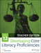 Developing Core Literacy Proficiencies, Grade 12, Teacher Edition (111919251X) cover image