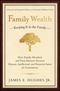 Family Wealth: Keeping It in the Family--How Family Members and Their Advisers Preserve Human, Intellectual, and Financial Assets for Generations, 2nd, Revised and Expanded Edition (157660151X) cover image