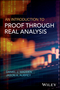 An Introduction to Proof through Analysis (1119314720) cover image