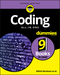 Coding All-in-One For Dummies (1119363020) cover image