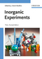 Inorganic Experiments, 3rd Revised Edition (3527324720) cover image