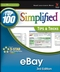eBay: Top 100 Simplified Tips & Tricks, 3rd Edition (0471933821) cover image
