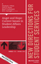 Angst and Hope: Current Issues in Student Affairs Leadership, SS 153 (1119278422) cover image