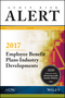 Audit Risk Alert: Employee Benefit Plans Industry Developments 2017 (1945498722) cover image