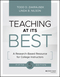 Teaching at Its Best: A Research-Based Resource for College Instructors, 4th Edition (1119096324) cover image