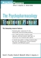 The Psychopharmacology Treatment Planner  (0471433225) cover image