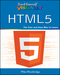 Teach Yourself VISUALLY HTML5 (1118063325) cover image