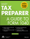 Wiley Tax Preparer: A Guide to Form 1040 (1118072626) cover image