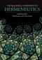 The Blackwell Companion to Hermeneutics (1119100526) cover image