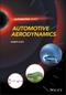 Automotive Aerodynamics (1119185726) cover image
