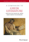 A Companion to Greek Literature (1444339427) cover image