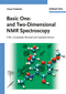 Basic One- and Two-Dimensional NMR Spectroscopy (3527327827) cover image