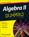 Algebra II For Dummies, 2nd Edition (1119090628) cover image