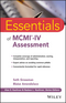 Essentials of MCMI-IV Assessment (1119236428) cover image