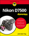 Nikon D7500 For Dummies (1119448328) cover image