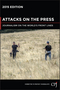 Attacks on the Press: Journalism on the World's Front Lines, 2015 Edition (1119088429) cover image