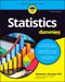 Statistics For Dummies, 2nd Edition (1119293529) cover image