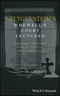 Wittgenstein's Whewell's Court Lectures: Cambridge, 1938 - 1941, From the Notes by Yorick Smythies (1119166330) cover image