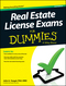 Real Estate License Exams For Dummies, 2nd Edition (1118572831) cover image