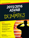 2015 / 2016 ASVAB For Dummies (1119038332) cover image