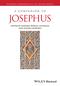 A Companion to Josephus (1444335332) cover image