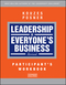 Leadership is Everyone's Business, Participant Workbook (0787986933) cover image