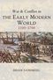 War and Conflict in the Early Modern World: 1500-1700 (0745646034) cover image