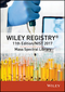 Wiley Registry 11th Edition / NIST 2017 Mass Spectral Library (1119412234) cover image