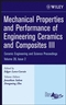 Mechanical Properties and Performance of Engineering Ceramics and Composites III, Volume 28, Issue 2 (0470196335) cover image