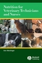 Nutrition for Veterinary Technicians and Nurses (0813829135) cover image