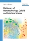 Dictionary of Nanotechnology, Colloid and Interface Science (3527322035) cover image