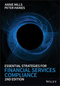 Essential Strategies for Financial Services Compliance, 2nd Edition (1118906136) cover image
