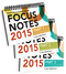Wiley CIAexcel Exam Review 2015 Focus Notes: Complete Set (1119095336) cover image