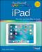 Teach Yourself VISUALLY iPad: Covers iOS 9 and all models of iPad Air, iPad mini, and iPad Pro (1119188636) cover image