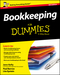 Bookkeeping For Dummies, 4th UK Edition (1119189136) cover image