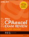 Wiley CPAexcel Exam Review April 2017 Study Guide: Regulation (1119369436) cover image