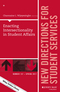 Enacting Intersectionality in Student Affairs: New Directions for Student Services, Number 157 (1119408636) cover image